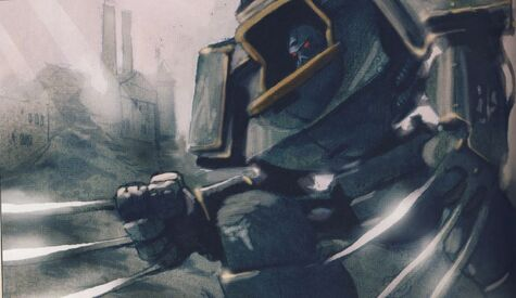 Caos guerreros de hierro promodon