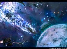 La Roca llega al Sistema Fenris