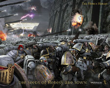 Portada horus señor guerra lobos lunares