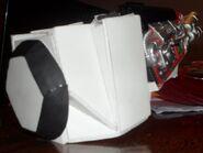 Titan Reaver 3 Torso 6 Ensamblaje Frontolateral