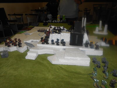 Bastión Puño Imperial 3