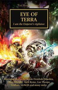 Novela herejia Eye of Terra