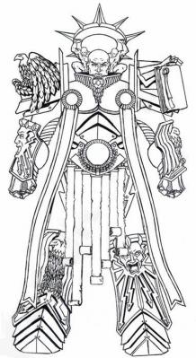 Primarca Lorgar Wikihammer 40k