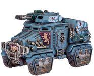 Taurox Prime ametralladora