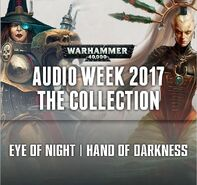 Audio Eye of the night hand of darkness