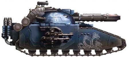 Tanque Superpesado Glaive Legión Alfa