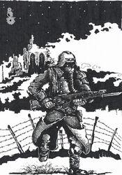 Troop of krieg