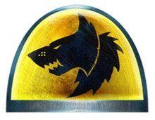 Emblema Lobos Espaciales