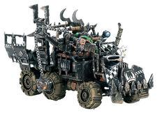 Kamion de Guerra Orko