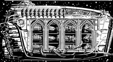 Transporte cetaceo ballena wikihammer