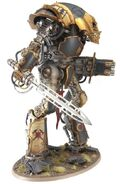 Caballero Castigador Makabius 3