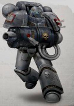 Caballero gris Expiador modelo1