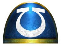 Emblema Ultramarines
