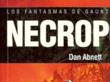 Necrópolis (Novela)
