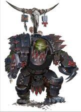 Orkos klan goff guardia