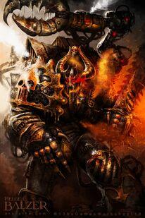 Caos guerreros de hierro kraegon thul malodrax