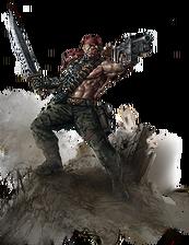 Coronel Straken Catachán Warhammer 40,000 Conquest