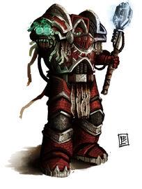 Exterminador de los Portadores de la Palabra - Herejía de Horus