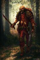 Caos pacto sangriento bosque
