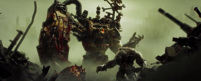 Gorgutz Dawn of War 3