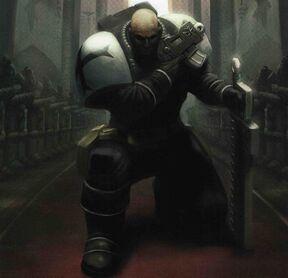 Neófito Templarios Negros Dark Crusade Warhammer 40k Wikihammer