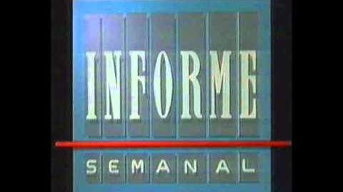 Sintonia Informe Semanal TVE HD