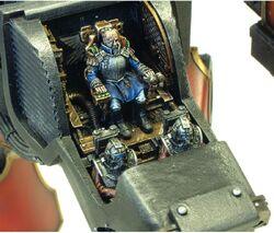 Tripulacion titan warhound