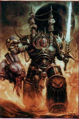 Abaddon Caos 6 Edición Codex Warhammer 40k Wikihammer
