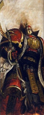 Ahriman Pre-Herejía