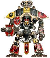 Caballero Guardián Orgullo de Risconegro