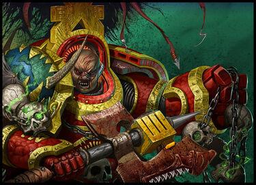 Caos exterminador devoradores