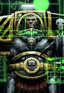 Caos guerreros de hierro herrero de guerra forrix color