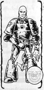 Christo Colombine Ultramarines Señor de las Naves Trasfondo Antiguo Wikihammer 40k