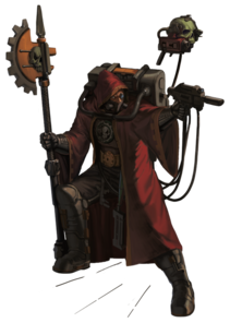 Explorador mechanicus