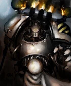 Ferrous Ironclaw Guerreros hierro