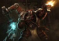 Tecnomarine Warhammer 40k