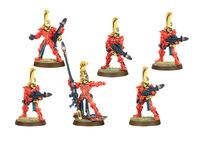 Escuadra de dragones llameantes