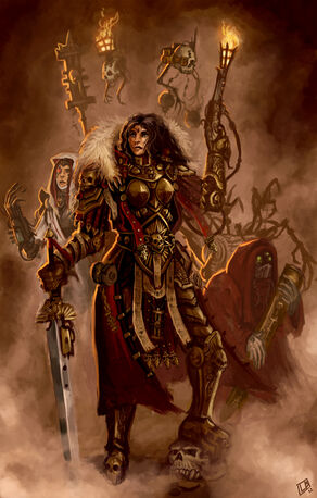 Inquisidora ordo hereticus sequito wikihammer