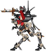 Ironstrider Ballistarii wikihammer 2