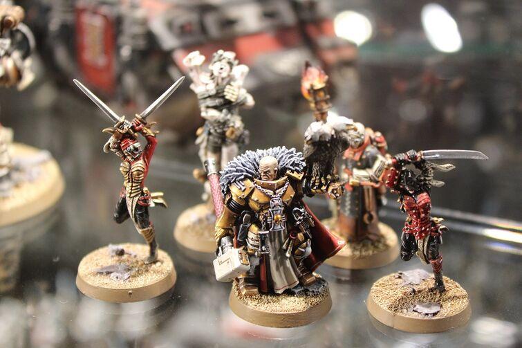 Warhammer World Nottingham Wikihammer Inquisidor