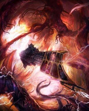 Flota viaje disformidad wikihammer