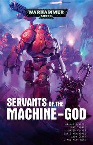Novela Servants of the Machine God