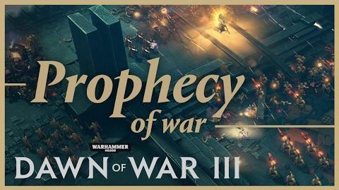 CuBaN VeRcEttI/La Profecía de la Guerra llega a Warhammer 40,000: Dawn of War III
