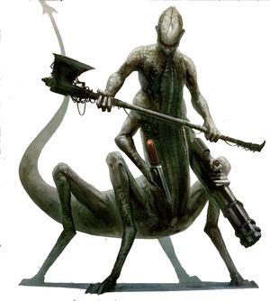 RakGol Abominacion Xenos Wikihammer