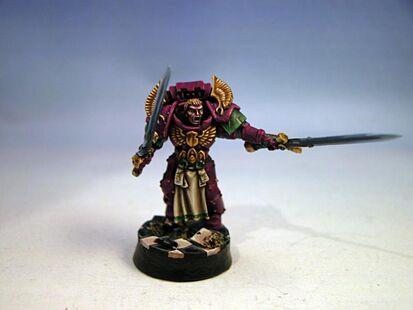 Lucius Herejía Hijos Emperador Warhammer 40k wikihammer