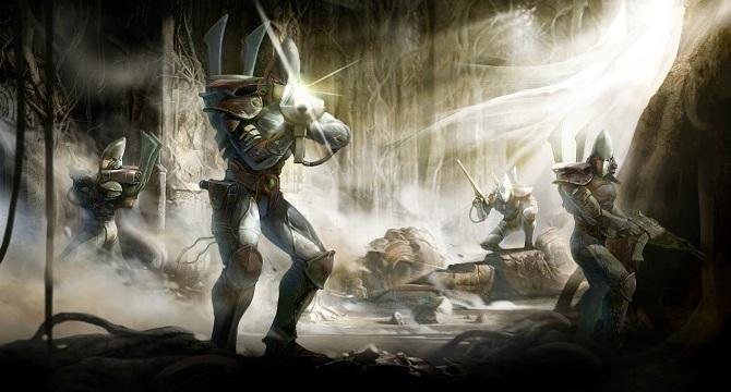 Eldar guardian dawn of war 2 warhammer 40k wikihammer