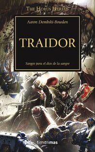 Novela traidor