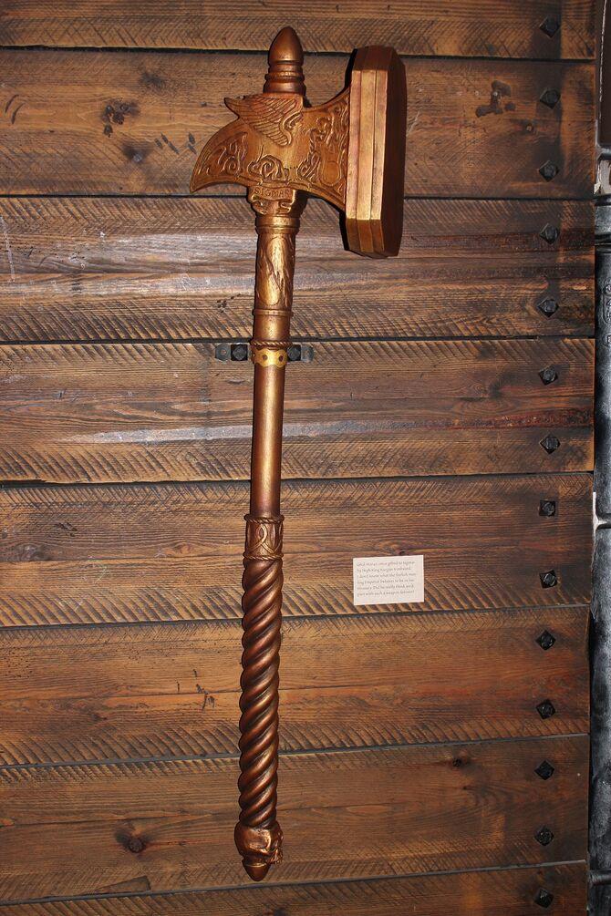Warhammer World Nottingham Wikihammer Bugman's Sigmar Martillo