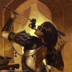 Caos slaanesh cultista mutante uvas