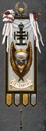Deathwatch estandarte Ojo de Damocles